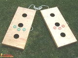 Original Washer Toss Game Set